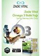 Zade Vital Omega 3 Balık Yağı 500 Mg Çocuklar Için 30 Kapsül Renksiz